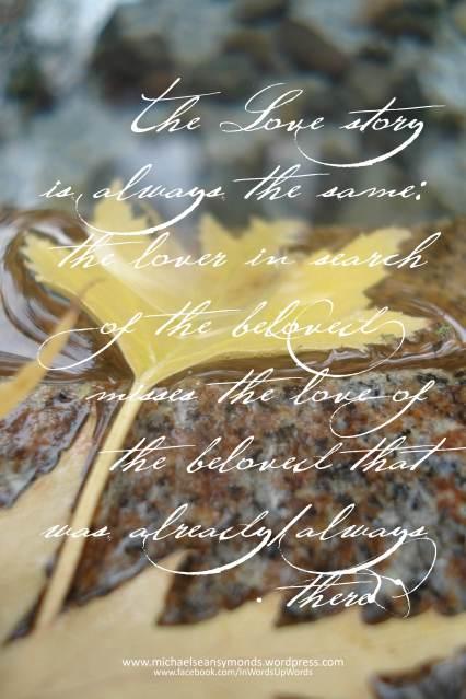 The Love Story miichael sean symonds