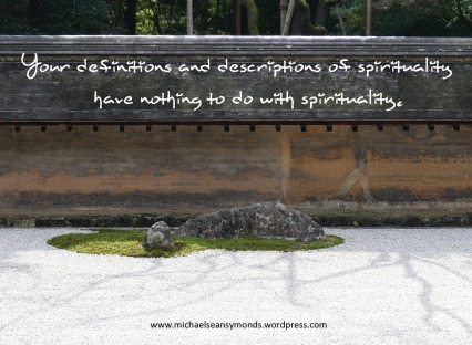 Your Definitions and Descriptions. michael sean symonds