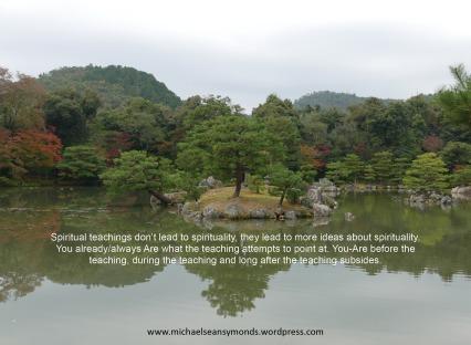Spiritual Teachings. michael sean symonds