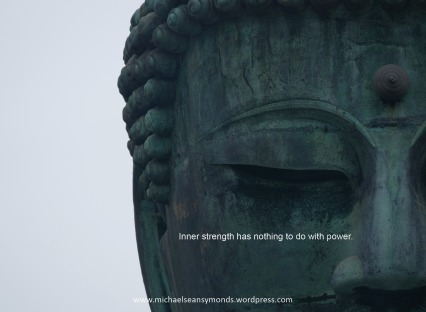 Inner Strength. michael sean symonds