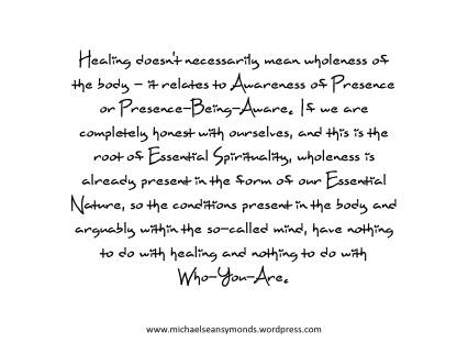 Healing And Wholeness. michael sean symonds.jpg