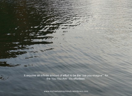 For The You You Are. .michael sean symonds