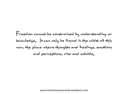 Freedom2. michael sean symonds