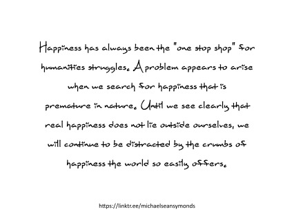 Happiness2. michael sean symonds